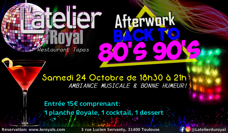 Back to 80s 90s 2410