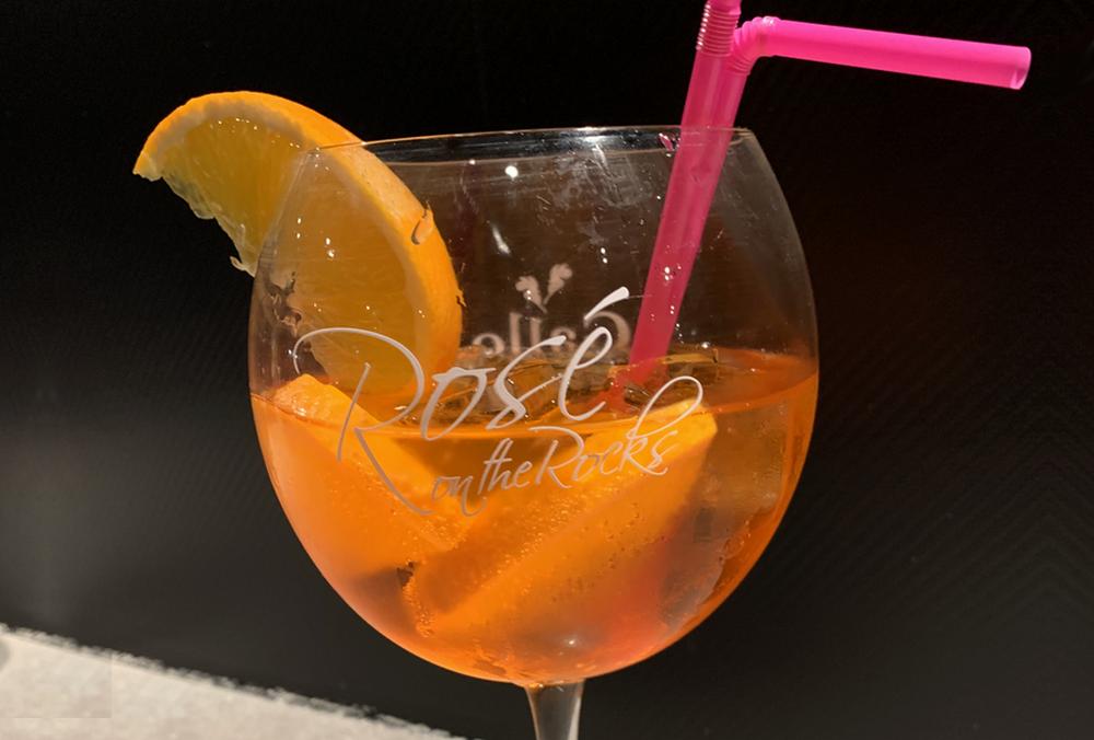 L atelier du royal restaurant tapas bar toulouse spritz rose vins champagne