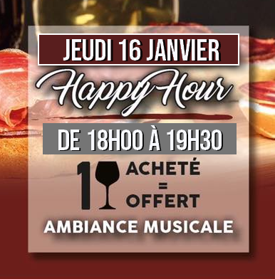 Latelier du royal happy hour 1601