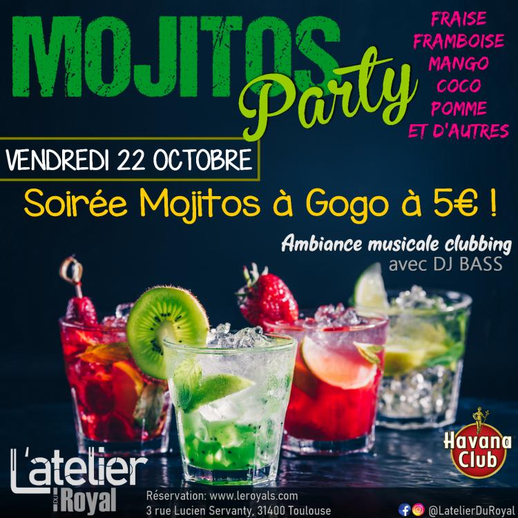 Mojitos party 2211