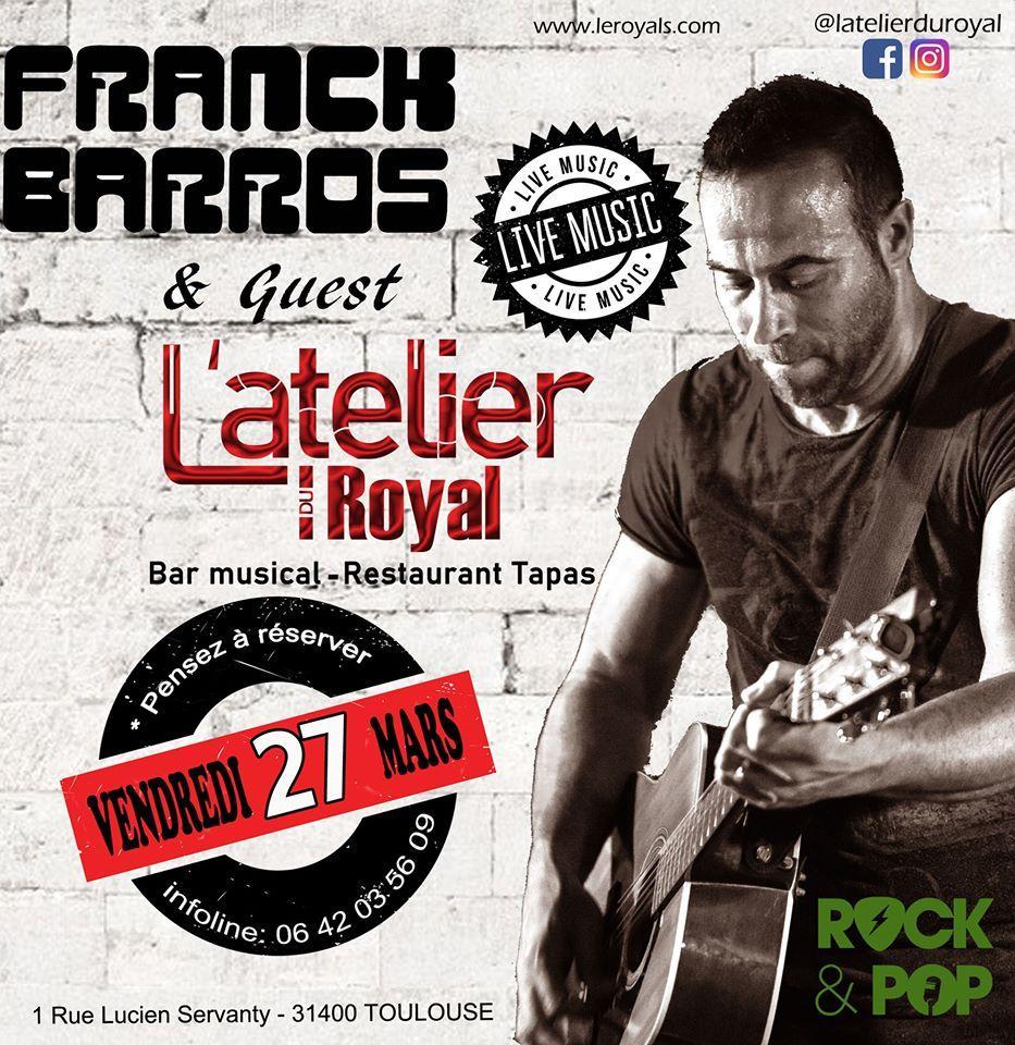 Soiree concert Franck Barros 2703
